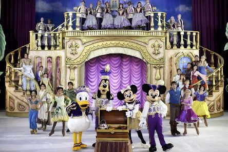 Favourites characters from many of Disney's animated classics will take to the ice in Glasgow in April this year.