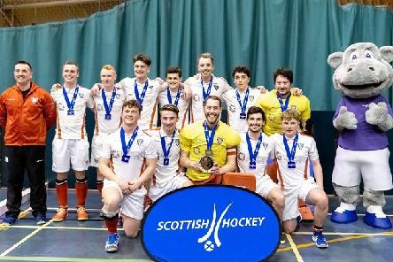 Western Wildcats are Men's Indoor National League 1 champions (pic by Mark Pugh)