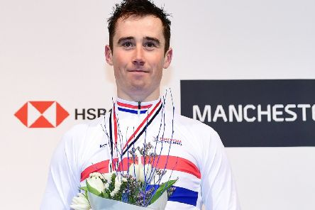 British champion John Archibald is going to the World Championships (Picture by SWpix.com).
