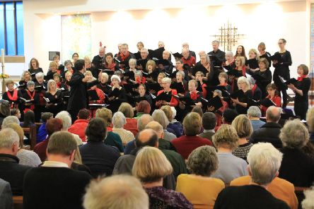 The Kelvin Choir will perform its 10th Spring Concert in Kingsborough Sanctuary, Glasgow, on Saturday, May 18.