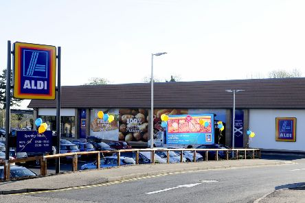 ALDI to trial unwrapped vegetables in Scottish stores