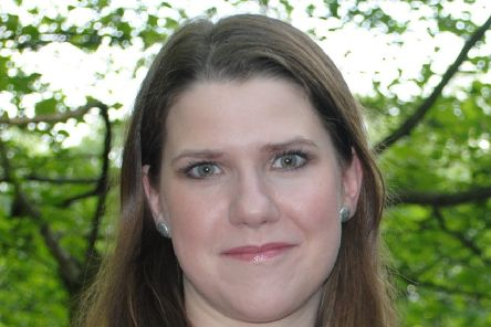 East Dunbartonshire MP Jo Swinson