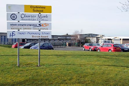 Clydeview School  and Nursery was rated 'weak' in two categories and 'unsatisfactory', the lowest grade possible, in the other two