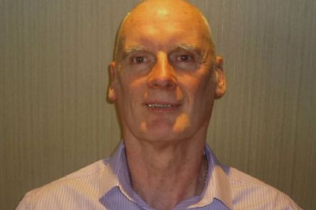 Bob Matthews (66) from Bellshill was diagnosed with primary progressive MS in 2007
