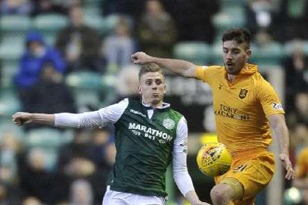 Who is the Livi defender (right) who will join Motherwell this summer?