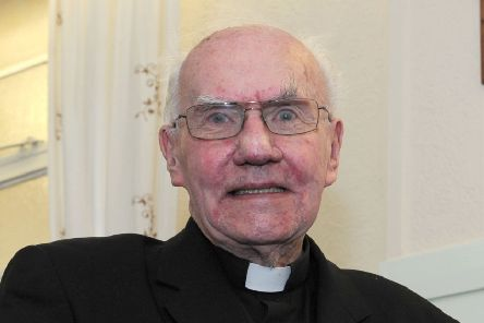 Bishop Joseph Devine who died yesterday (May 23).