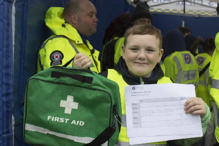 No matter your age, St Andrew's First Aid believes that everyone has the potential to save a life with a little first-aid know how.