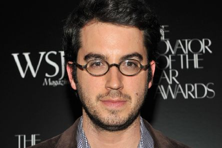 Novelist Jonathan Safran Foer gave a public reading of Here I Am. Picture: Getty Images