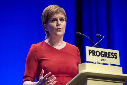 "Nicola Sturgeon says CFP is ""unfair"" to fishermen"