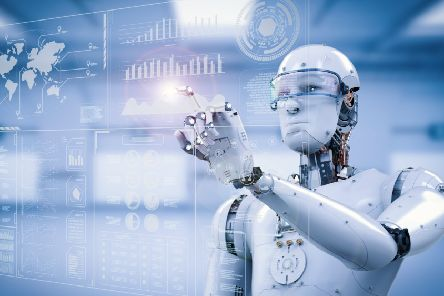 Artificial intelligence, robots and 'the internet of things' looks at lot like the future (Picture: Getty)