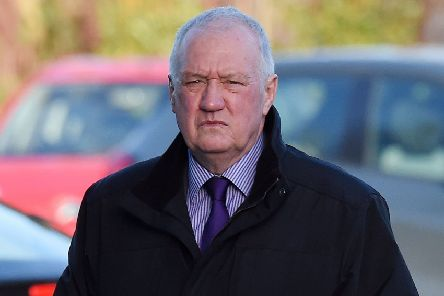 David Duckenfield faces '95 charges of manslaughter. Picture: PAUL ELLIS/AFP/Getty Images