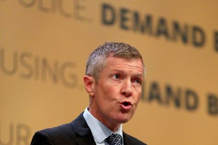 Willie Rennie says that the Scottish Liberal Democrats will 'Demand Better'. Picture: Gareth Fuller/PA Wire