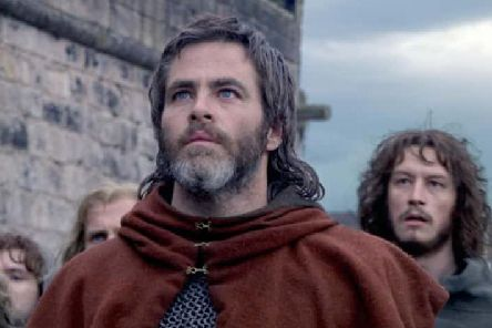 Outlaw King will be released on Netflix in November.
