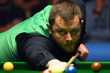 Mark Allen is through to the Scottish Open final. Picture: Paul Devlin/SNS