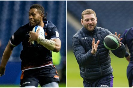 Bill Mata, left, and Finn Russell are among the 15 nominees. Pictures: SNS Group