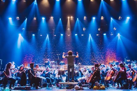 Grit Orchestra - at Celtic Connections