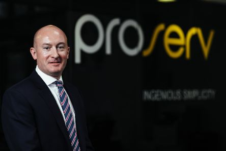 Davis Larssen is chief strategy officer for Proserv. Picture: Contributed