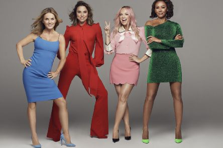 The Spice Girls will play a concert at Murrafield on 8 June, and although tickets have not sold out, they are being advertised for many times face value.