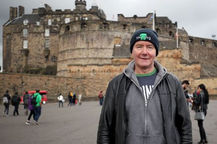 Irvine Welsh. Picture: TSPL