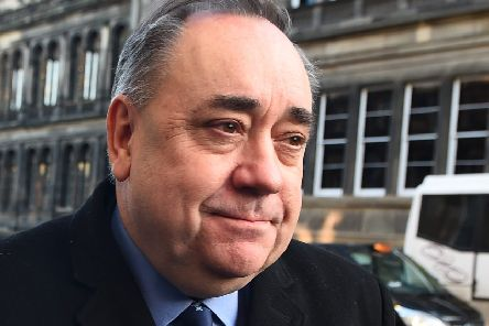 Former Scottish first minister Alex Salmond. (Photo: Getty Images)