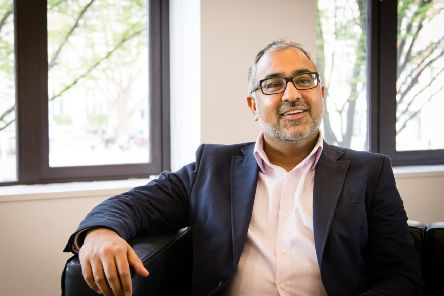 Bhavesh Vaghela, Paywizard's chief executive - 'growing consumer demand for new pay-per-view events'. Picture: Contributed