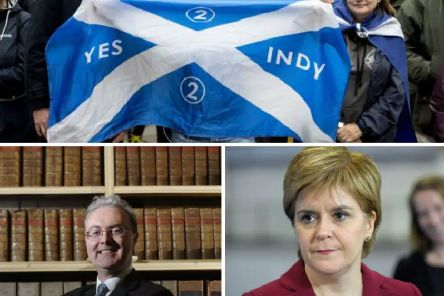 Scotland's top law officer has refused to reveal if Nicola Sturgeon has sought his legal advice on holding a second referendum on Scottish independence.