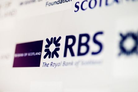 RBS has issued its second dividend since being bailed out by the government a decade ago. Picture: John Devlin.