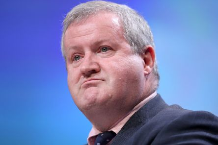 Ian Blackford suggested the loss of 18 call centre jobs was the 'New Highland Clearances' (Picture: Jane Barlow/PA)