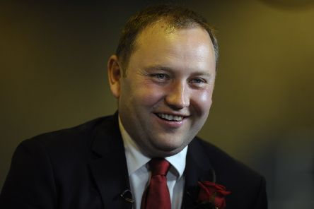 Edinburgh South MP Ian Murray said he wouldn't sign any loyalty pledge. Picture: Neil Hanna