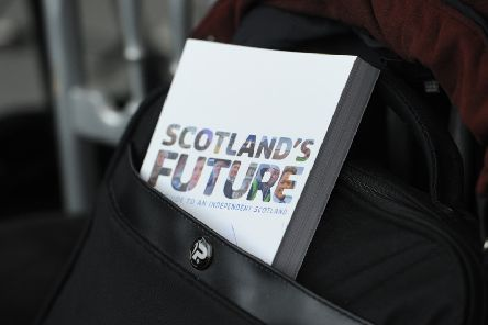 Assertions in the Scotland's Future white paper about EU transition now look quaint