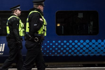 British Transport Police are investigating Pic: John Devlin