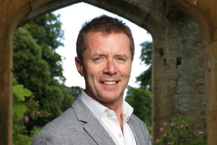 Edinburgh-born Nicky Campbell found tracing foundlings emotionally challenging