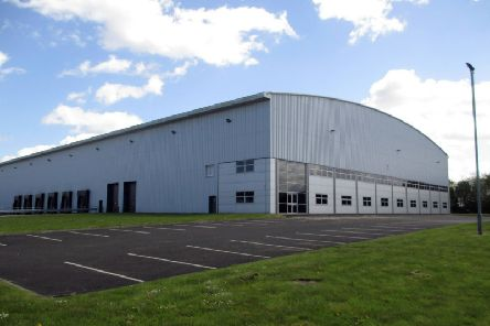 Grayling Capital's purchase of the Titan warehouse at Eurocentral was one of the major deals of the year. Picture: Contributed