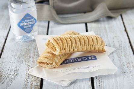 Greggs sells some 1.5 million sausage rolls a week but introduced the new product due to public demand. Picture: Greggs