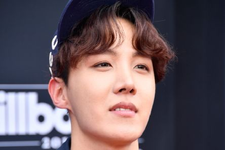 South Korean rapper J-Hope, from boy band BTS, asked fans for donations to charity instead of gift for his 25th birthday. Picture: Frazer Harrison/Getty Images