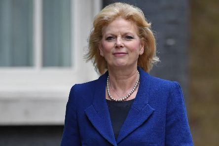 Anna Soubry. Picture: Jeff J Mitchell/Getty Images