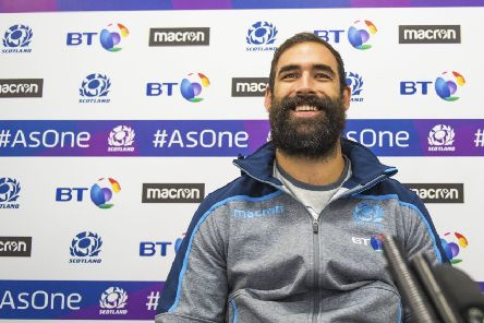 Josh Strauss will be available to face the French after his passport issue was resolved. Picture: SNS Group