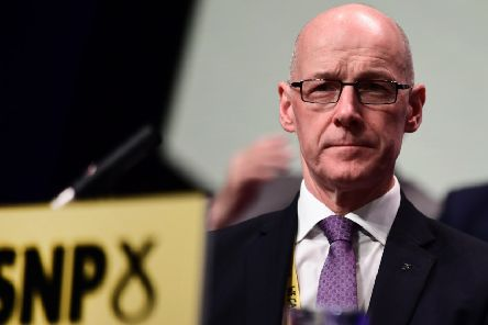John Swinney, Deputy First Minister of Scotland. Picture: John Devlin.