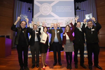 The Scottish Knowledge Exchange Awards 2018, RBS Gogarburn