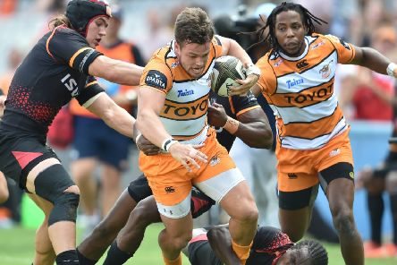 Nico Lee of the Toyota Cheetahs. Picture: Johan Pretorius/Gallo Images/Getty Images