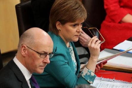 Nicola Sturgeon hit out at bedroom tax claims