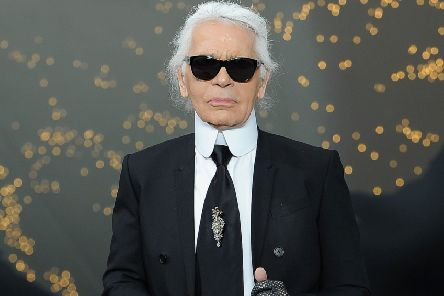 Fashion designer Karl Lagerfeld in 2013 in Paris. (Picture: Pascal Le Segretain/Getty Images)