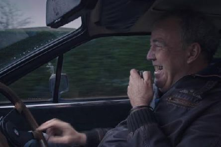 Jeremy Clarkson in Scotland to film The Grand Tour (Photo: Amazon Prime)