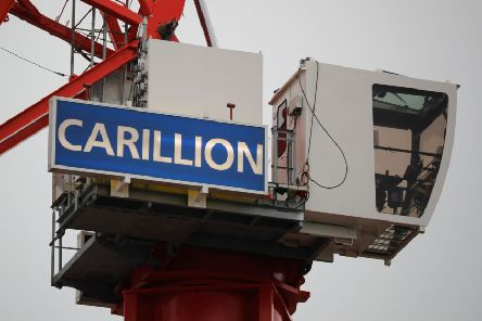 The UK's conservative approach to business did not avoid spectacular failure at Carillion. Picture: Getty Images