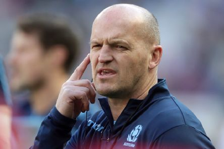 Scotland head coach Gregor Townsend. Picture: Adam Davy/PA Wire
