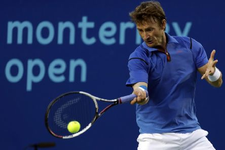 Former World No 1 Juan Carlos Ferrero is coming to Gleneagles in June.