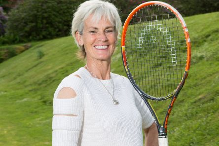 Judy Murray will be at the Brodies Invitational at Gleneagles.  Picture: Robert Perry