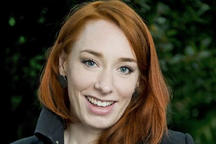 DataFest19 launched today with events including Women in Data Science, which featured presenter Hannah Fry. Picture: Contributed