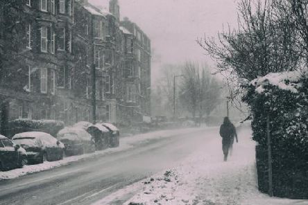 The Met Office has issued a yellow weather warning for snow to Scotland as temperatures are set to plummet over the next few days.
