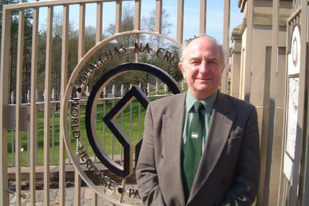 Industrial heritage champion James Arnold has died at the age of 73